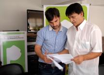 Firma convenio para generación de suelo urbano